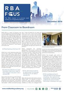RBA Focus December 2016