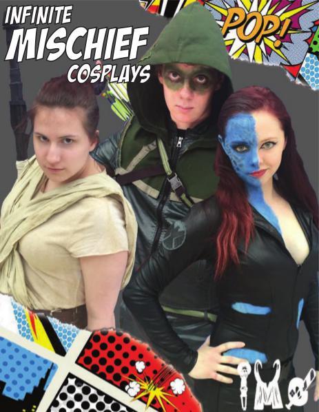 Infinite Mischief Cosplays 1