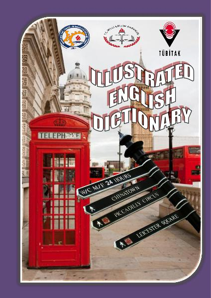 ILLUSTRATED ENGLISH DICTIONARY DİCTIONARY