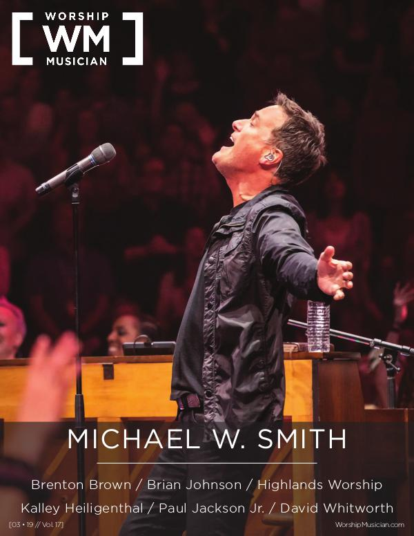 Worship Musician March 2019