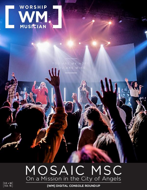 Worship Musician March 2018