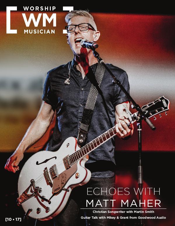 Worship Musician October 2017