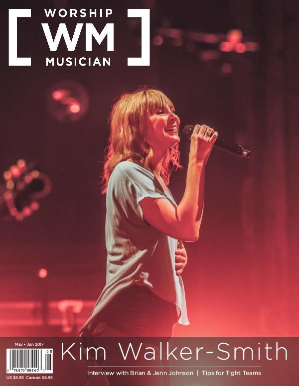 Worship Musician MayJun 2017