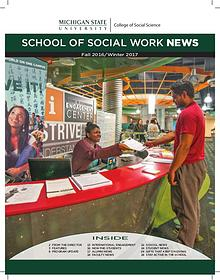 MSU School of Social Work Fall 2016/Winter 2017