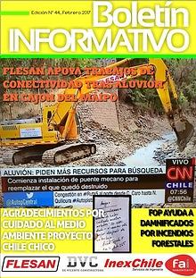 Boletín Febrero