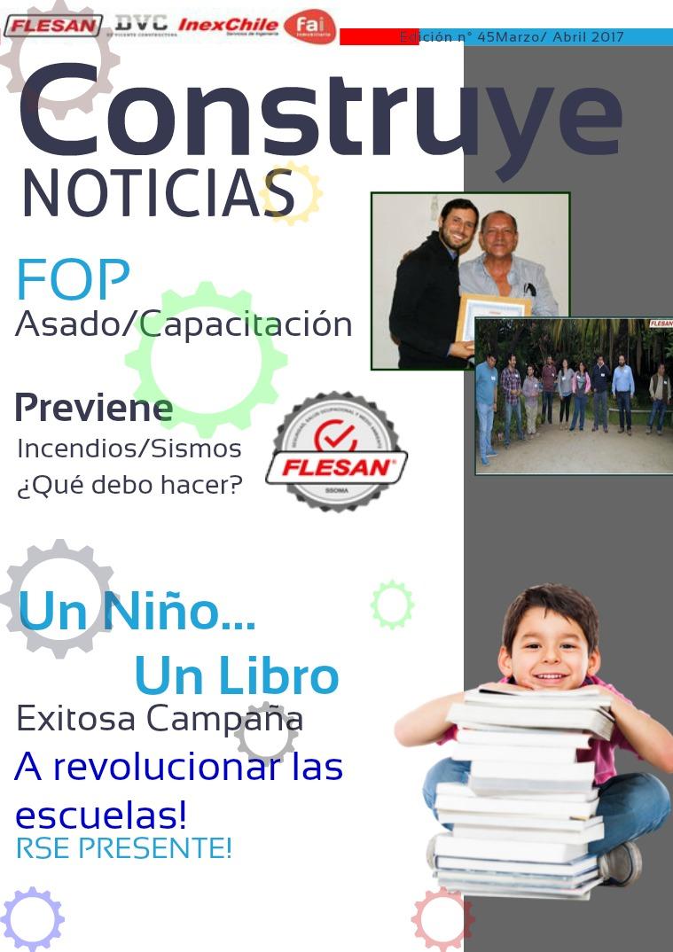 Boletín Marzo-Abril Revista Marzo-Abril
