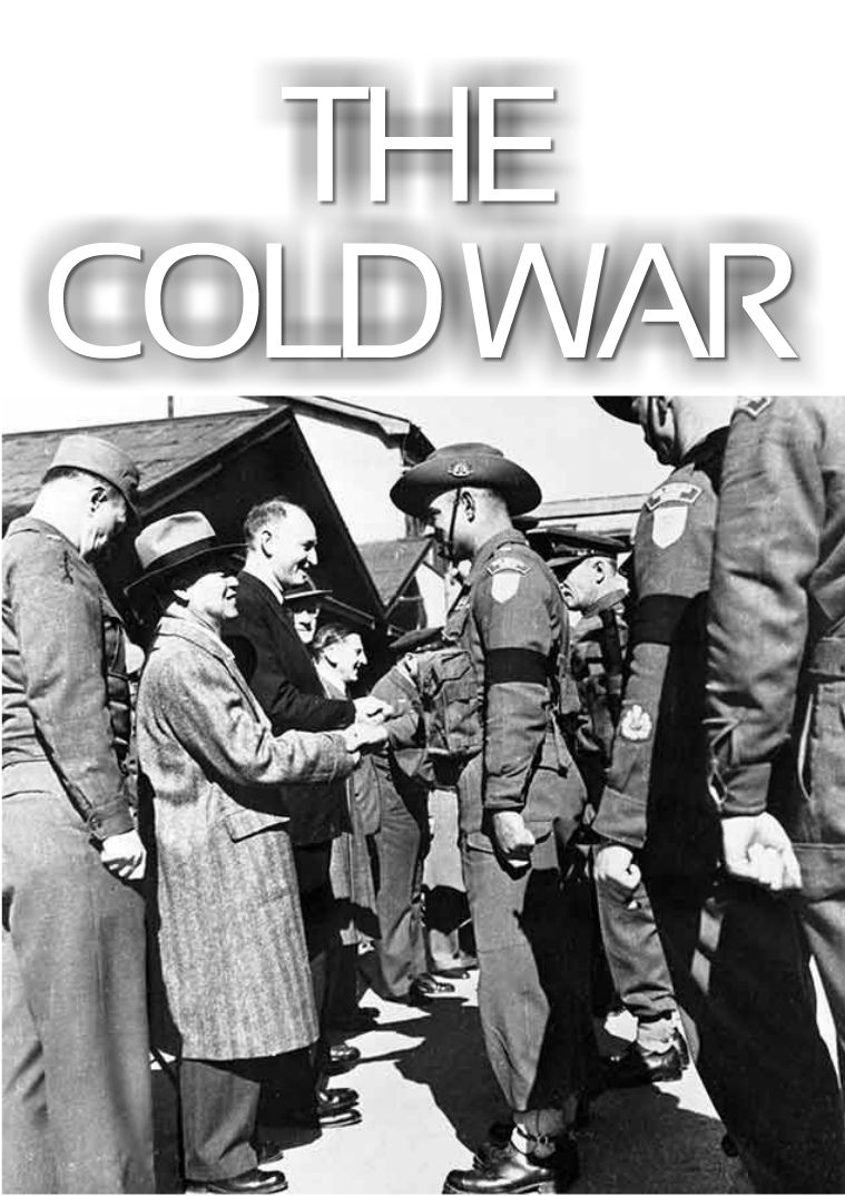 THE COLD WAR 1