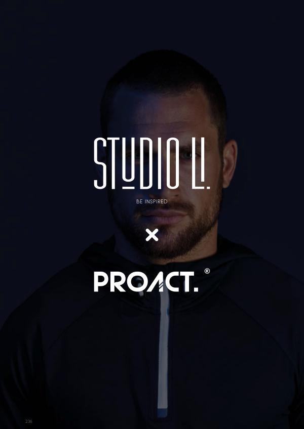 STUDIO LI. x PROACT STUDIO LI x PROACT 2018