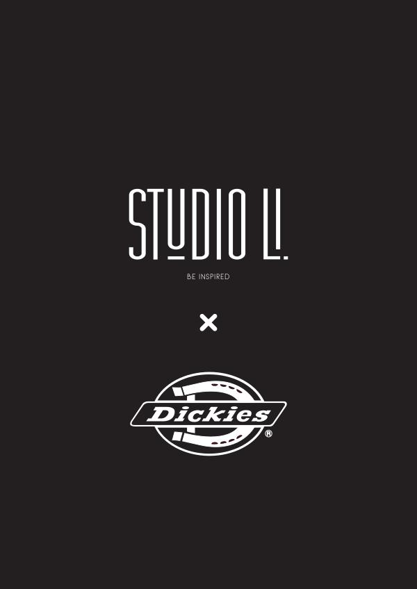STUDIO LI. x DICKIES Edição 2018-19