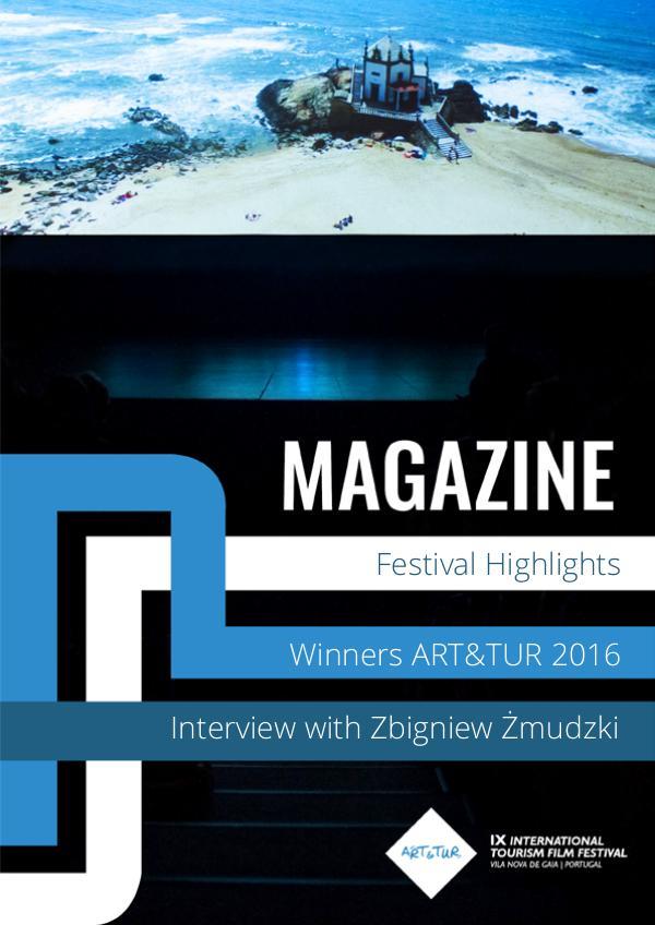 ART&TUR E-Magazine 2016 nr 2