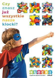 klocki.edu.pl | katalog 2016 | wyjątkowe zabawki dla dzieci
