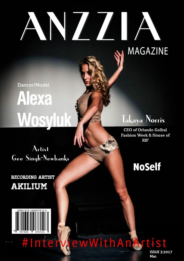 Anzzia Magazine 3:2017