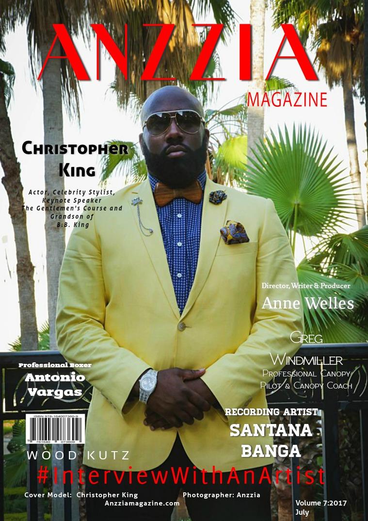Anzzia Magazine 7:2017