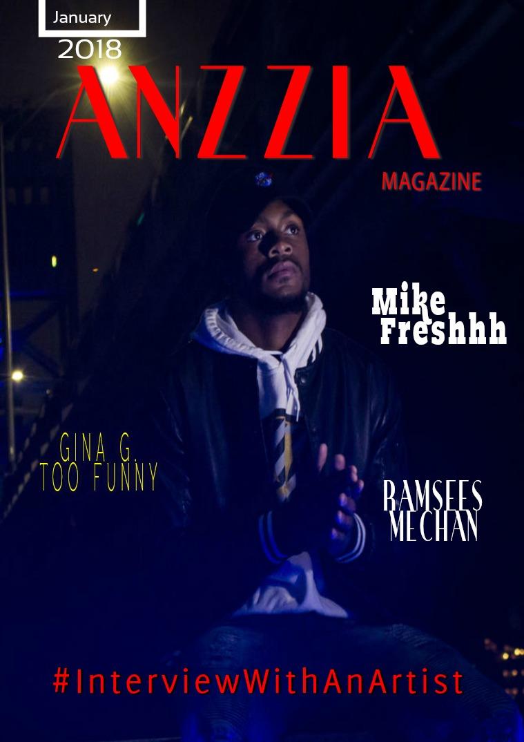 Anzzia Magazine 1:2018