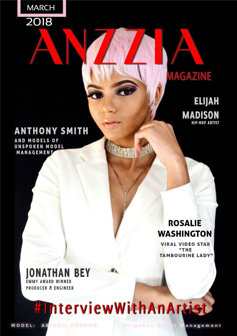 Anzzia Magazine 3:2018