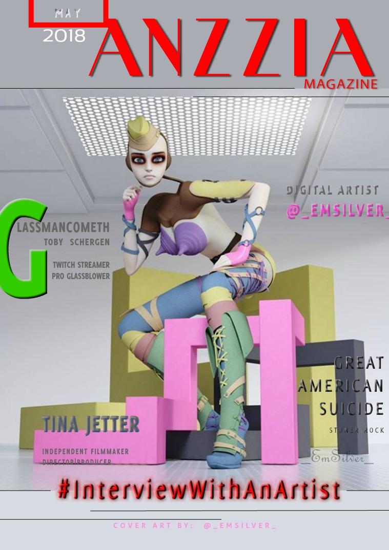 Anzzia Magazine 5:2018