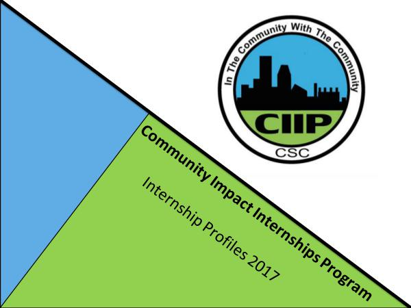 2017 CIIP Program Book 2017 CIIP Program Book