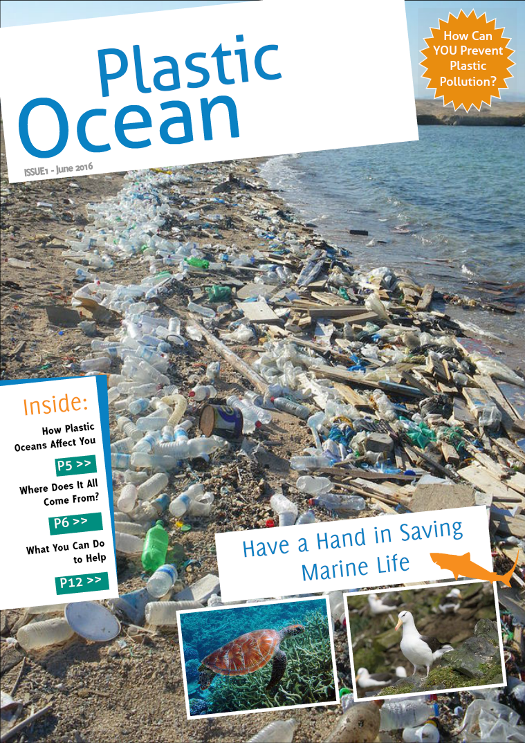 Plastic Ocean Jun. 2016