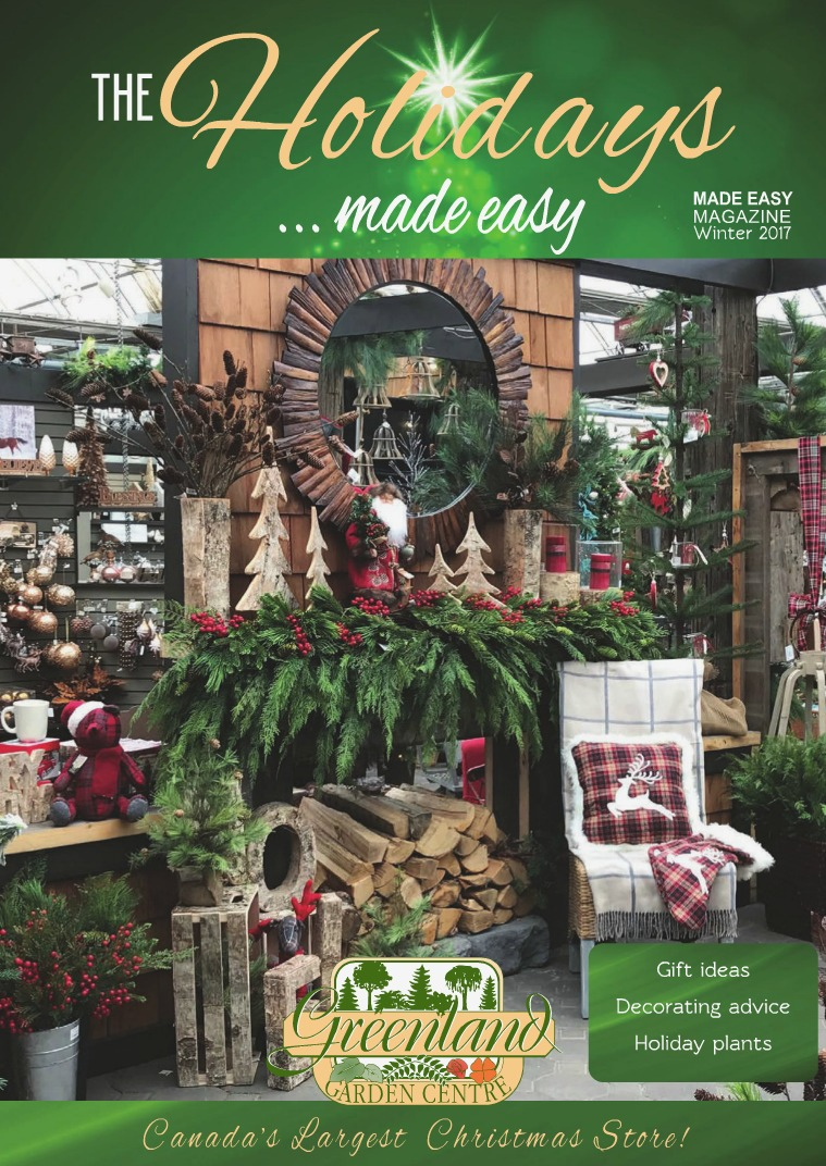 Holidays Made Easy 2017 cover