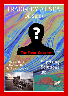 Oil in Sea