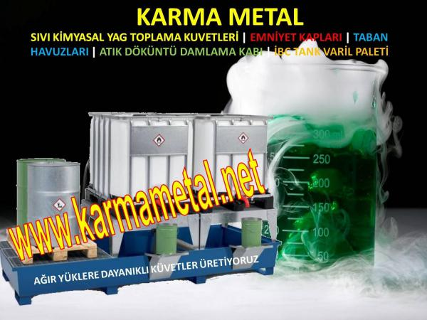 karma metal-Toplama Kuveti Celik toplama retansiyon paleti TOPLAMA PALETI