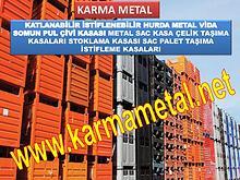KARMA METAL-metal tasima kasasi parca toplama kasalari fiyati