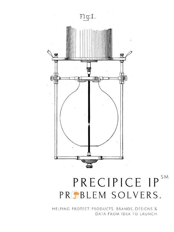 Precipice IP PLLC Government Marketing Vol. 1