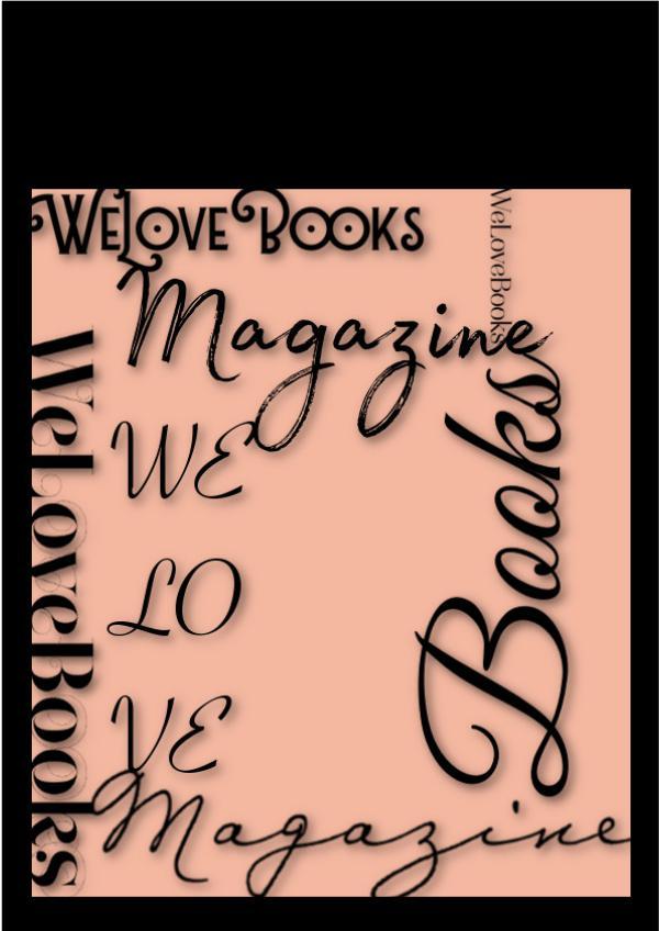 The WeLoveBooks Magazine Magazin