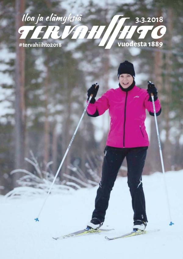 Tervahiihto Sanomat helmi-maaliskuu 2018