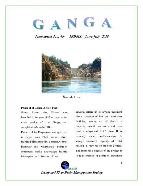 GANGA 48th Issue