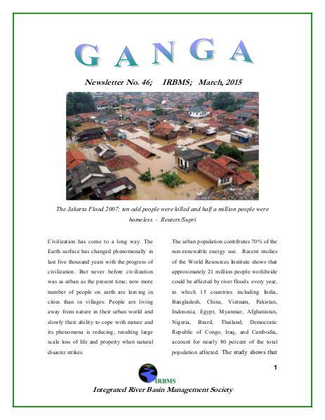 GANGA 46th Issue