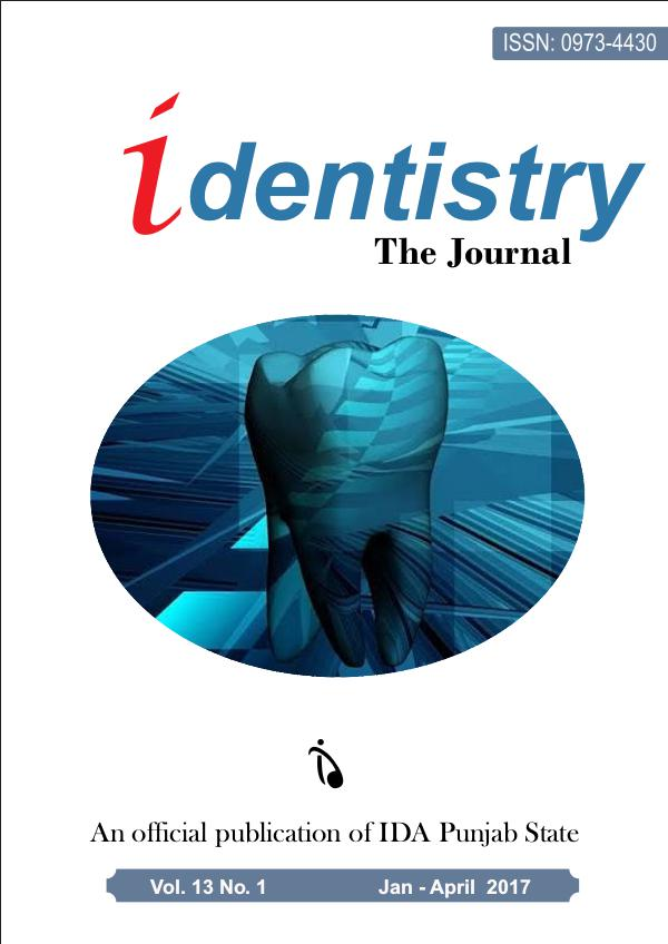 iDentistry The Journal January 2017