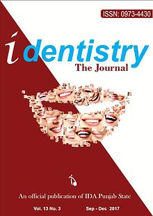iDentistry The Journal