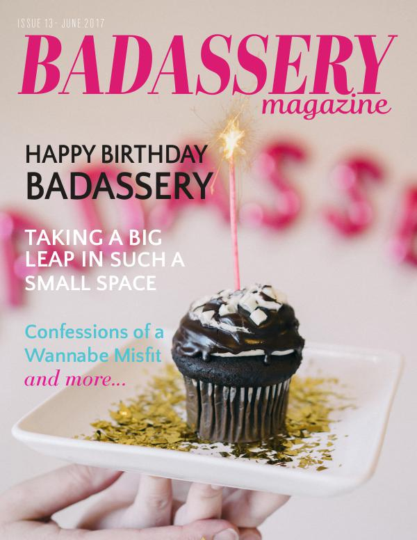 Badassery Magazine June2017 Issue