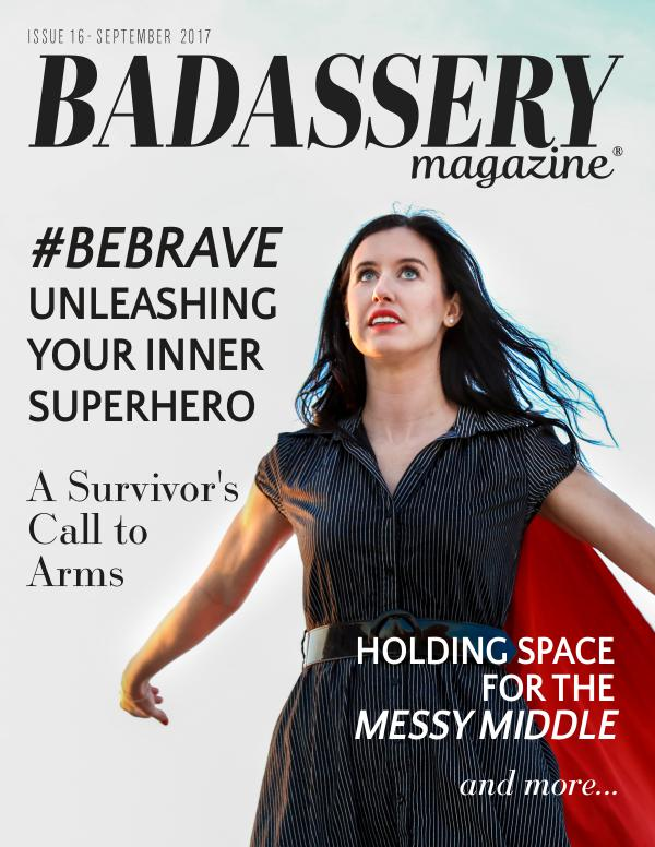 Badassery Magazine September 2017 Issue