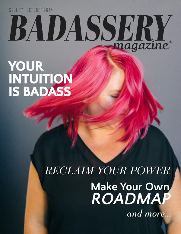 Badassery Magazine October 2017 Issue 17