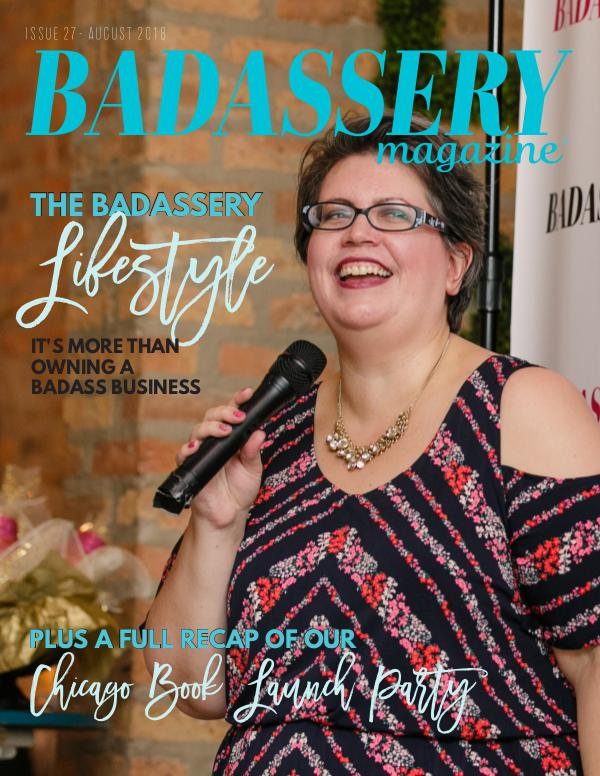 August 2018 Issue 27