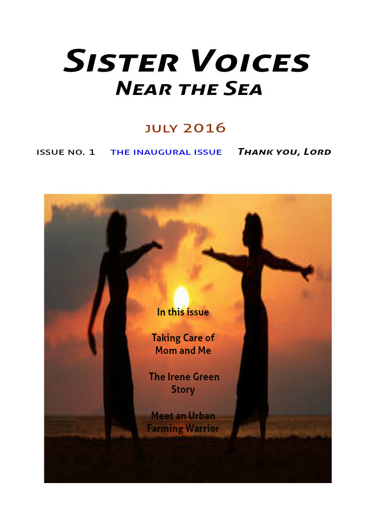 Sister Voices Near the Sea July 2016