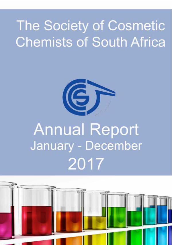 Coschem - Annual Report 2015 Coschem Annual Report 2017