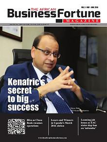 THE AFRICAN BUSINESS FORTUNE MAGAZINE ISSUE #006