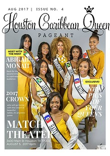 2017 Houston Caribbean Queen Pageant