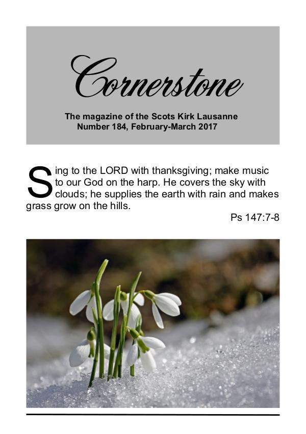 Cornerstone 184 184
