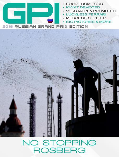 GPI 2016 Russian Grand Prix Edition