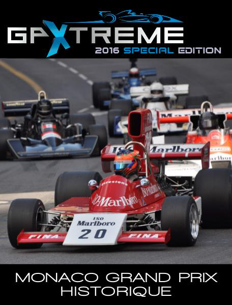 Specials Monaco Grand Prix Historique