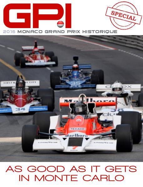 GPI Monaco Grand Prix Historique