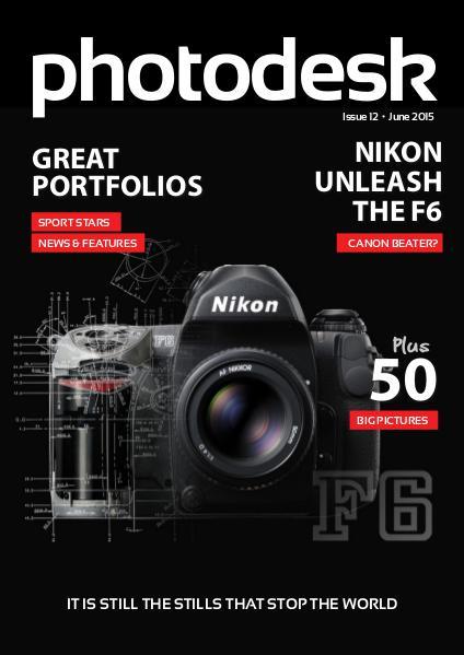 PhotoDesk Magazine