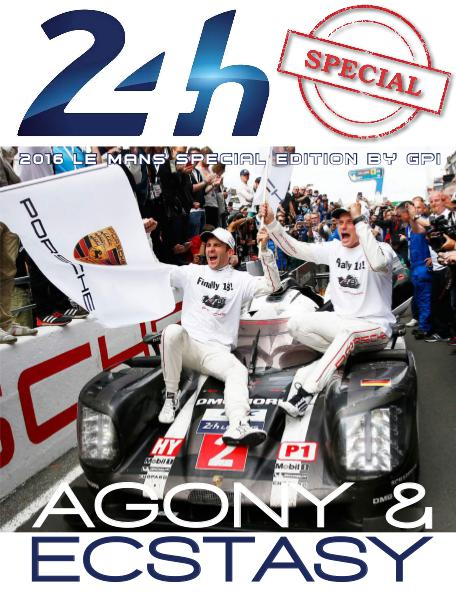 2016 Le Mans Special Edition