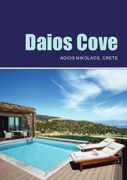 Daios Cove Brochure