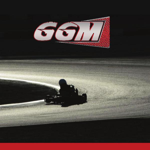 George Gibbons Motorsport Brochure