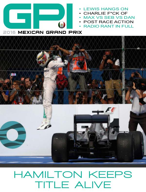 GPI 2016 Mexican Grand Prix